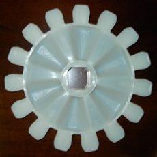 műanyag meghajtó fogaskerék Duplo 38-48 sodronyköteles