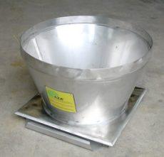 siló adapter 530 UNI/1 rozsdamentes acél