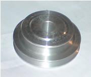 ékszíjtárcsa 2Z 80/60 19 mm-es furattal