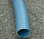 PVC flexicső, 90 mm belső átmérő