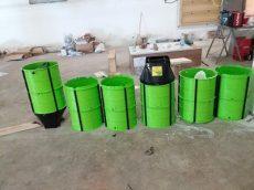 napi tartály kiterjesztés 30 kg Spiraza baromfi műanyag garathoz