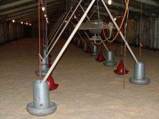 AZA 60 spirálos felsőpályás behordó rendszer
