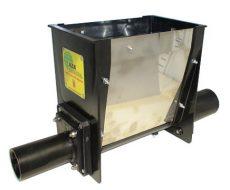műanyag átmenő garat Spiraza 60/1 kültéri használatra