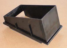műanyag ferde toldat 440/1-2 műanyag siló csatlakozóhoz
