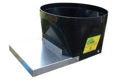 műanyag siló adapter 440/2, kültéri, suberfedéllel