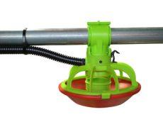 Pratika/Compacta 45-48 végállásetető kapacitív érzékelővel