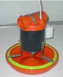 műanyag végállásetető végálláskapcsolóval Flexa-TWR 48