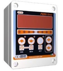 statikus légnyomás-szabályozó egység HP-59/W
