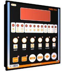 5+5 lépcsős mikroklíma-szabályozó egység HC-46