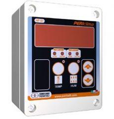 HP-57/W elektromos termo-higrosztát