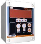 HP-12/W elektromos kétlépcsős termosztát