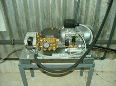 Fog 70 bar Aperto-8l/perc max. 90 fúvóka 3x400V