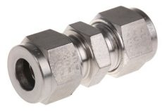 rozsdamentes acél karmantyú 12 mm hollanderrel AISI 316