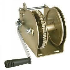 fali csörlő 9N1, 280 mm tengely, max. 850 kg terhelhetőség