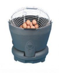 Rotomaid tojásfertőtlenítő berendezés 200 db-os, kosárral, termosztáttal