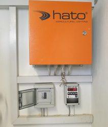 villamos kapcsolószekrény 230V/48VDC, 600W