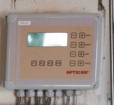 TMU-20 mikroklíma-monitoring vezérlőegység