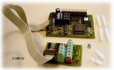 COM-12 kommunikációs kártya