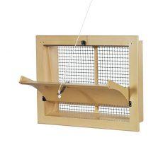 kompakt légbeejtő ablak 4000-VFG-C