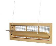kompakt légbeejtő ablak 6000-VFG-C