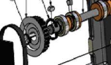 bordásszíjtárcsa PG-GT/z30/D12/ABS