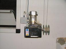 elektromos légbeejtő mozgató csörlő RW45-1L-1024DC55IP55