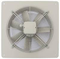 FC045-4EQ.4F.A7 1 fázisú fali axiál ventilátor védőráccsal