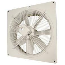 FC050-4DQ.4F.A7 3 fázisú fali axiál ventilátor védőráccsal