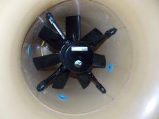 FF063-6ET.4I.A5R2 1 fázisú kürtőventilátor