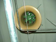 FF063-6DT.4I.A5R2 3 fázisú kürtőventilátor