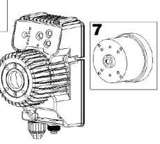 APG803 elektromágneses motor