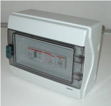 villamos kapcsolószekrény korongos behordó (kapacitív)