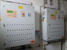 villamos kapcsolószekrény típusszám FT520066