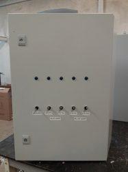 villamos kapcsolószekrény típusszám FT104010