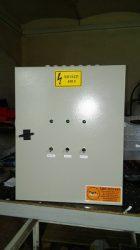 villamos kapcsolószekrény típusszám FT103000