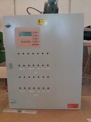 villamos kapcsolószekrény típusszám FT512036