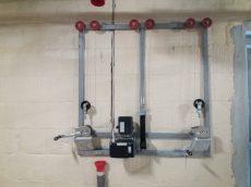 TT-OPTIVENT légbeejtő és zsalumozgató rendszer