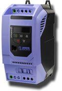 Invertek frekvenciaváltó Optidrive E2 0,75 kW, 3/3 fázis