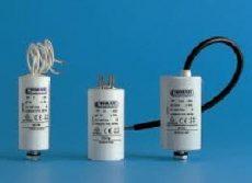 üzemi kondenzátor 8 mF vezetékes