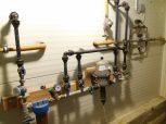 Közvetlen víz-átfolyású automata adagoló készülékek
